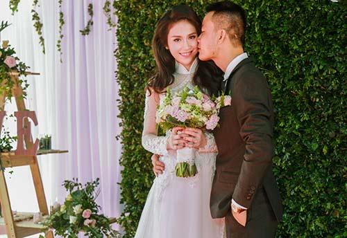 Hoa hậu Thu Vũ hủy hôn với chồng đại gia sau 2 tháng làm đám hỏi 1