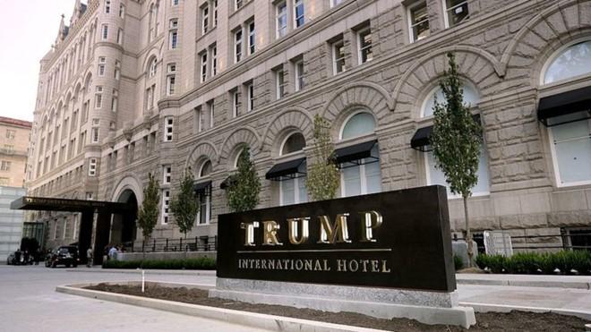 Hình ảnh Tài sản tỷ phú Donald Trump giảm 800 triệu USD trong cuộc chạy đua vào nhà Trắng số 1