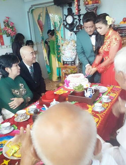 Diễn viên Huỳnh Anh Tuấn đám cưới lần hai ở tuổi 48 1