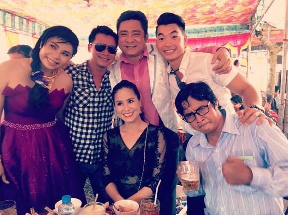 Diễn viên Huỳnh Anh Tuấn đám cưới lần hai ở tuổi 48 4