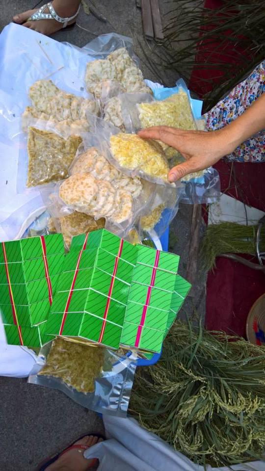 Độc đáo lễ hội văn hóa làng Cốm Mễ Trì 10
