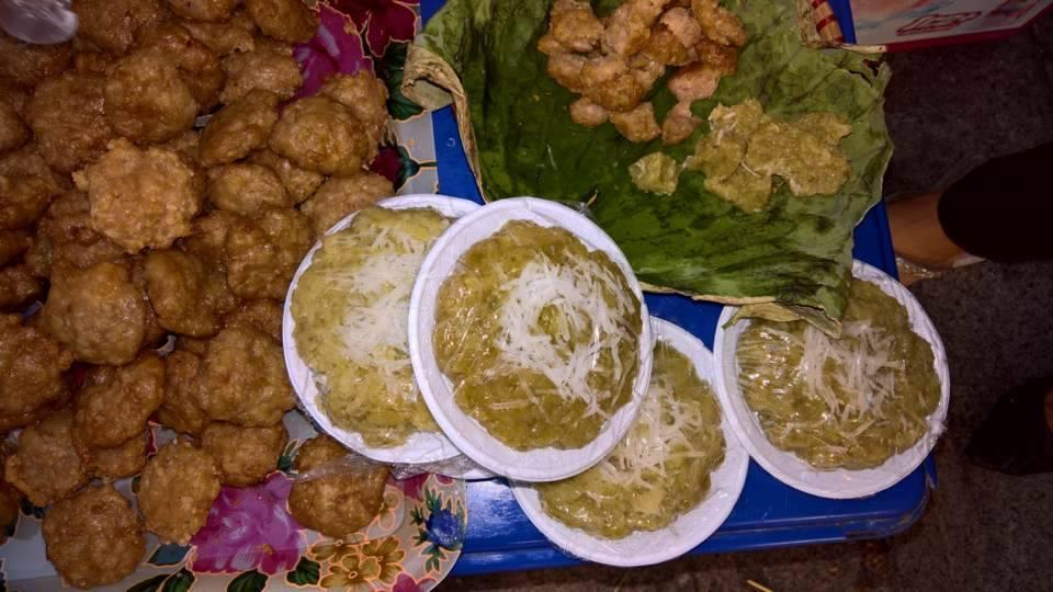 Độc đáo lễ hội văn hóa làng Cốm Mễ Trì 6