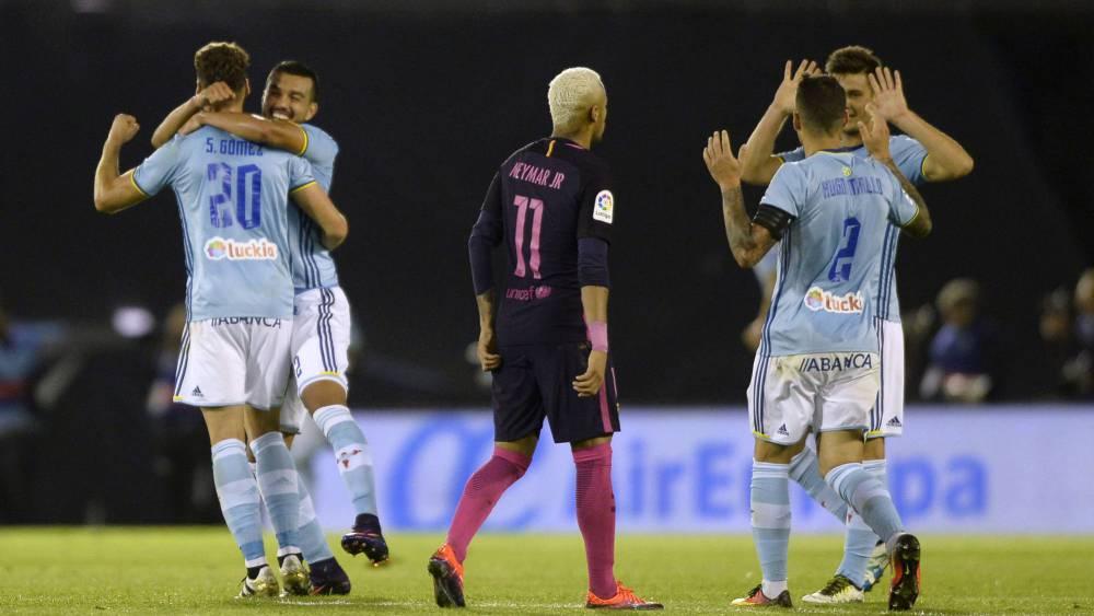 Barcelona thất bại