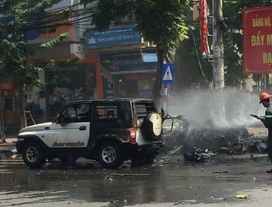 Chùm ảnh hiện trường vụ nổ kinh hoàng ở Quảng Ninh, 2 người chết 7