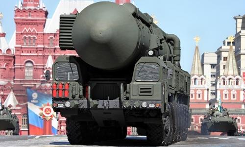 Putin ký lệnh đình chỉ thỏa thuận hạt nhân sau Chiến tranh lạnh với Mỹ 1