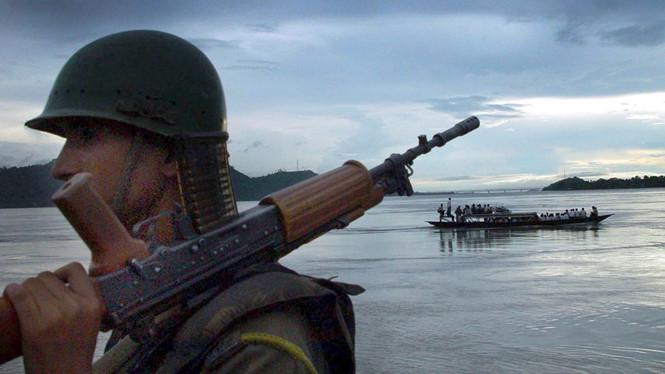 Trung Quốc chặn sông của Ấn Độ để xây thủy điện 1
