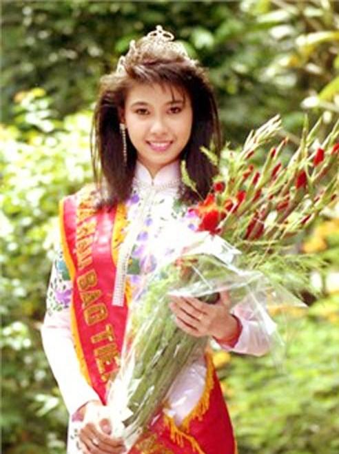 Thời hoàng kim về danh tiếng và nhan sắc của Hoa hậu Việt 1