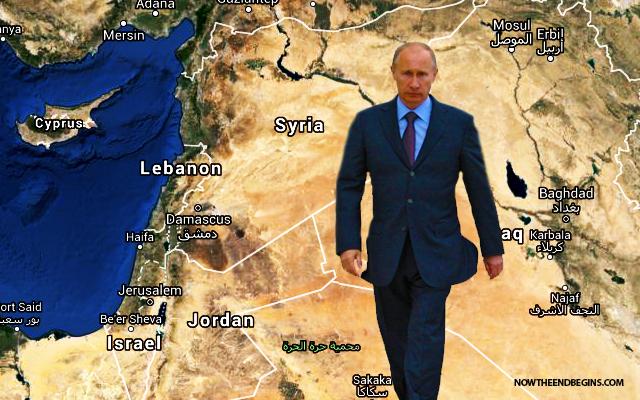 Putin đã thu lợi từ canh bạc Trung Đông 1