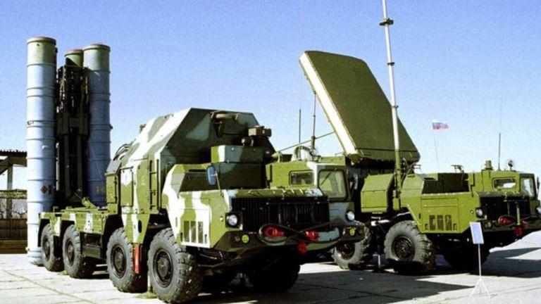 Nga lần đầu triển khai lá chắn S-300 đến Syria 1