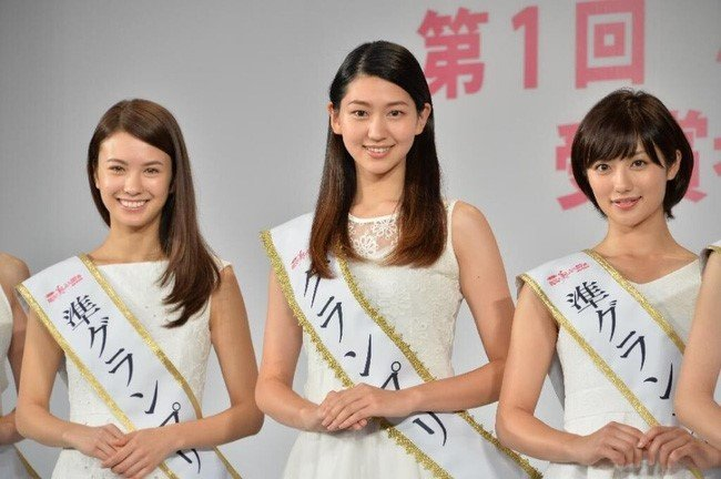 Ngắm nhan sắc nữ sinh 20 tuổi đẹp nhất Nhật Bản 2