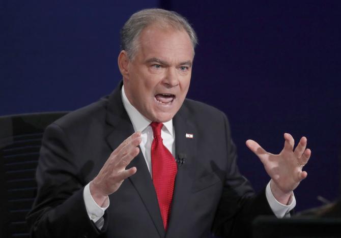 Kịch tính màn đối đầu hai ứng viên Phó tổng thống Mỹ 8