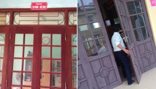 UBND phường đóng cửa đi liên hoan mừng Phó CT phường lên chức  1