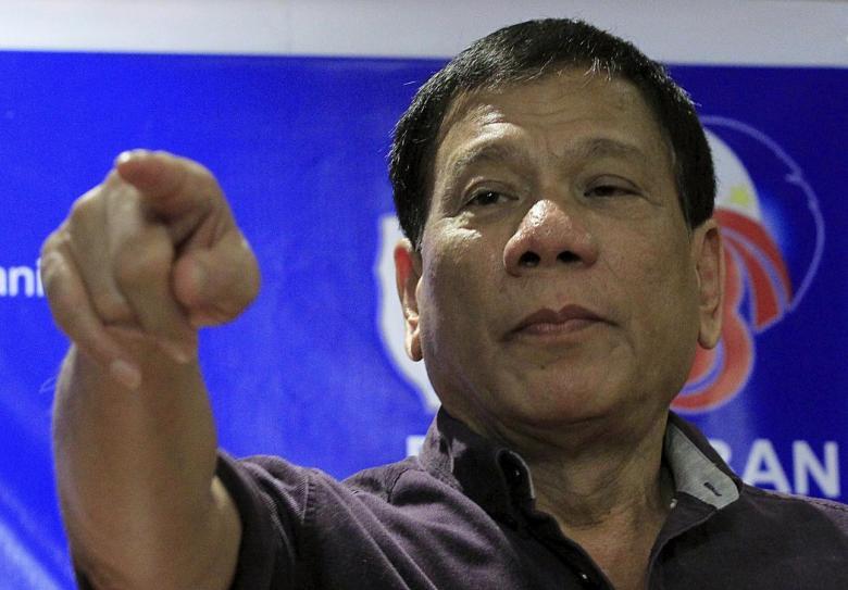 Ác mộng của Mỹ: Duterte nói đi đôi với làm, xoay trục sang Nga - Trung 1