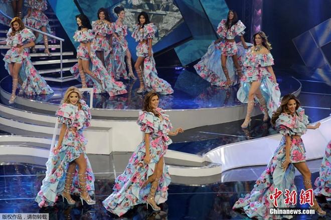 Tân Hoa hậu Venezuela 2016 thể hiện sự tôn trọng với Donald Trump 7