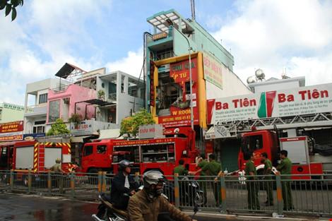 Vụ cháy khiến 4 người tử vong: Nguyên nhân do chập điện ổ cắm tủ lạnh 1