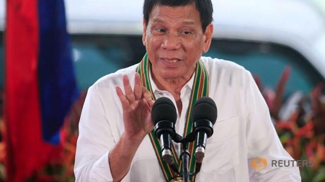 Tổng thống Philippines thách thức CIA 1