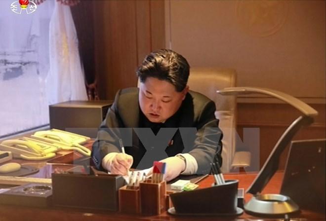 Hình Ảnh Triều Tiên Nói Bóng Gió Về Khả Năng Tổ Chức Phóng Vệ Tinh Số