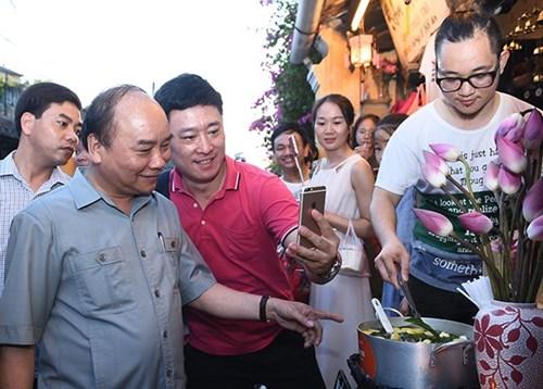 Những chuyến thị sát bất ngờ của Thủ tướng Nguyễn Xuân Phúc 6