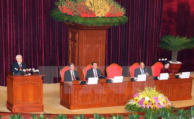 Toàn văn phát biểu khai mạc của Tổng Bí thư tại Hội nghị lần thứ tư 1