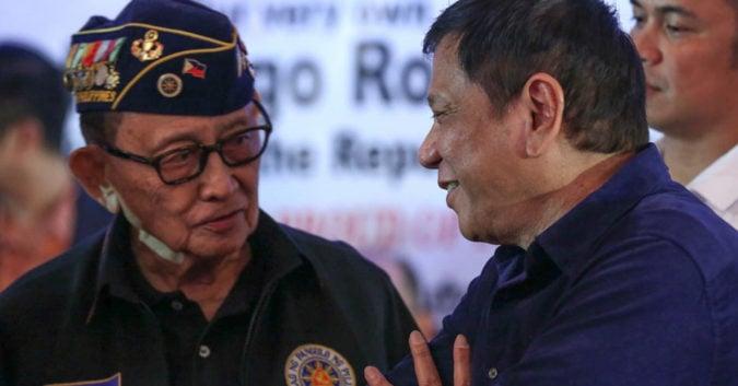 Cựu tổng thống Philippines: Chính quyền Duterte thua một cách tệ hại 1