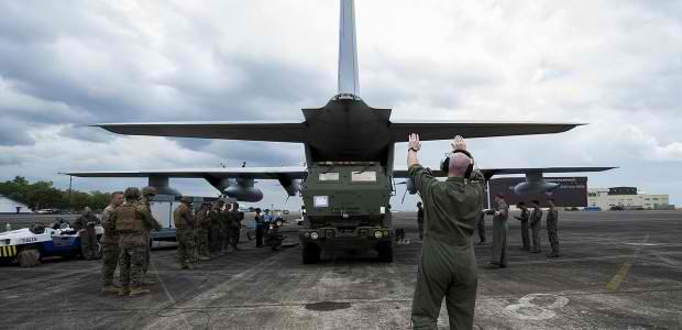 Mỹ rút khí tài quân sự khỏi Philippines sau khi bị Duterte