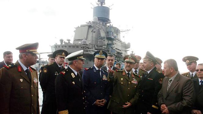 Nga mở căn cứ hải quân thường trực ở Syria 1