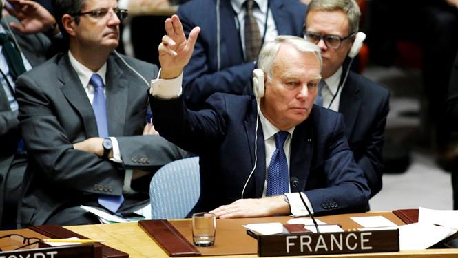 Pháp đòi điều tra Nga về tội ác chiến tranh ở Syria 1