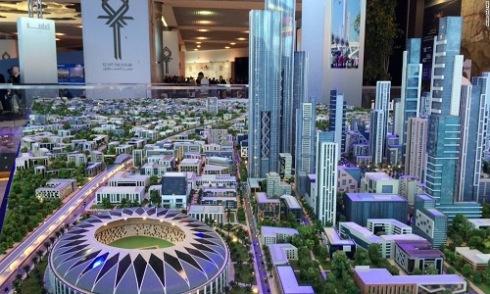 Trung Quốc chi hàng chục tỷ USD cho Ai Cập xây thủ đô mới 1