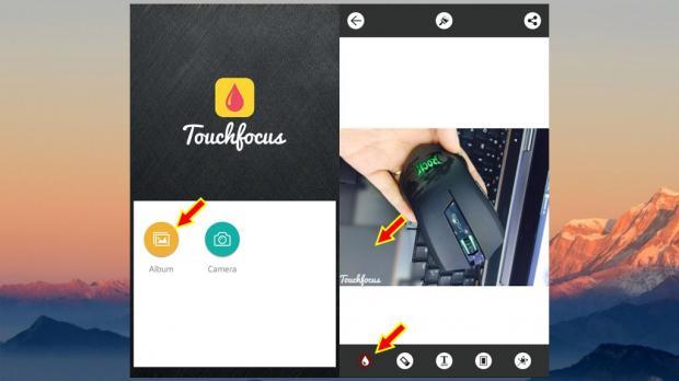 5 ứng dụng hỗ trợ tạo ảnh xóa phông tương tự iPhone 7 Plus 4