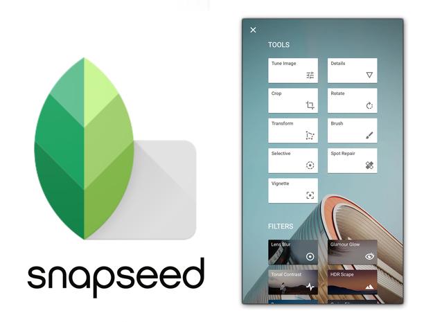 5 ứng dụng hỗ trợ tạo ảnh xóa phông tương tự iPhone 7 Plus 1