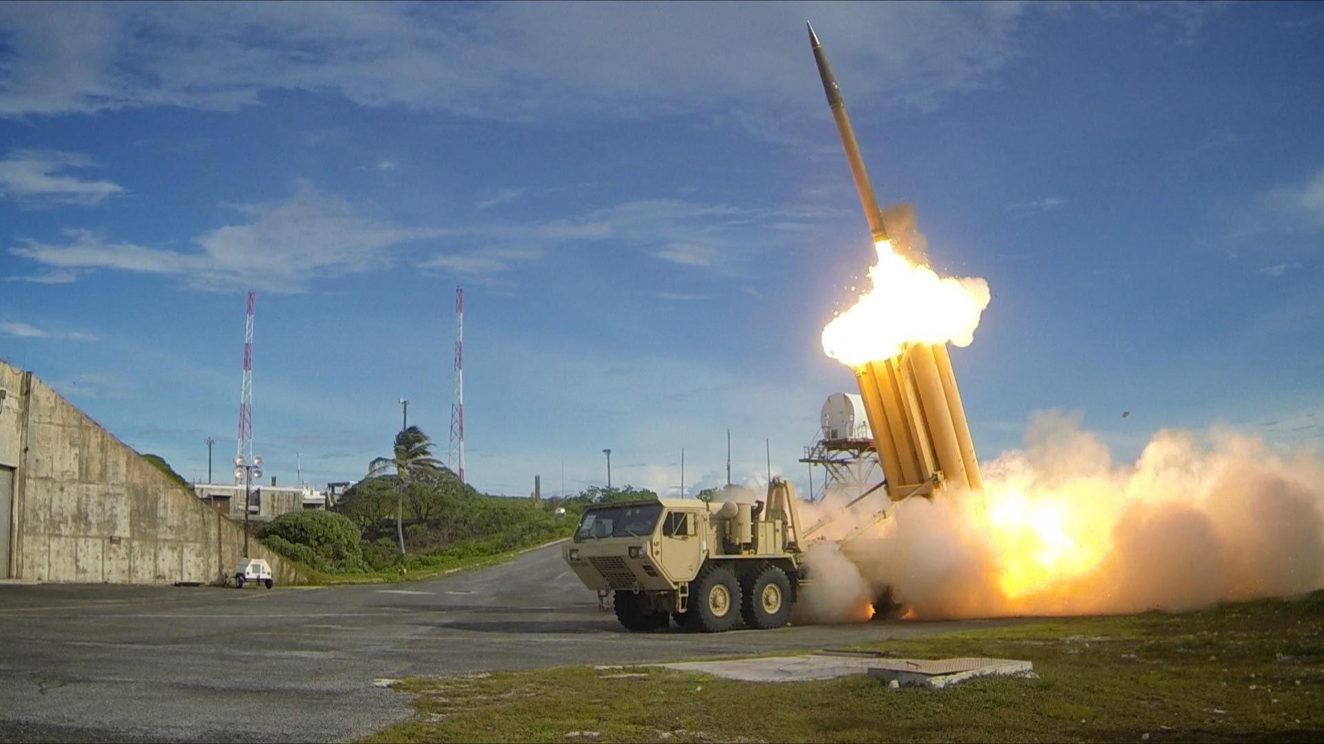 Trung-Nga chỉ trích quyết định triển khai THAAD của Mỹ 1