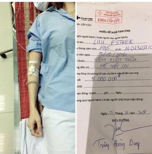 Hari Won bất ngờ nhập viện mổ ruột thừa giữa đêm khuya 2