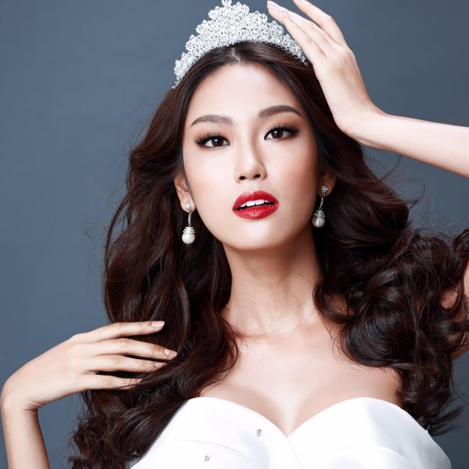 Mỹ nhân Việt Nam thi HH Quốc tế gây tranh cãi vì trang phục 2