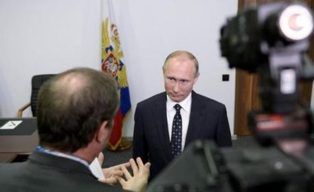 Putin lên tiếng về cáo buộc gây tội ác chiến tranh ở Syria 1