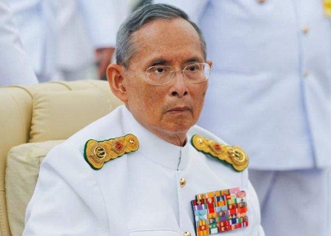 Quốc vương Thái Lan băng hà 1