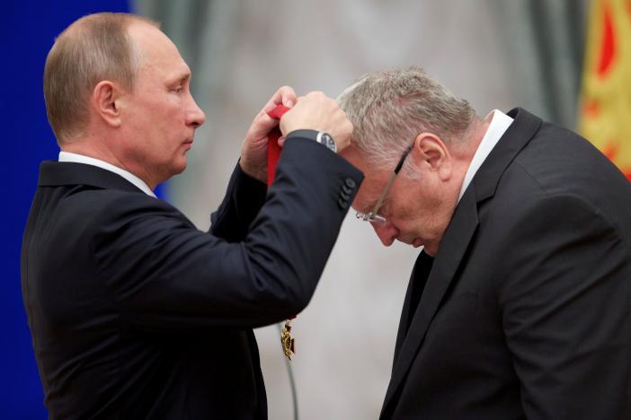 Đồng minh của Putin: Trump làm tổng thống sẽ là món quà cho nhân loại 7