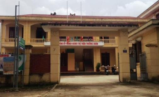 Trưởng Công an thị trấn quan hệ bất chính bị khai trừ Đảng 1