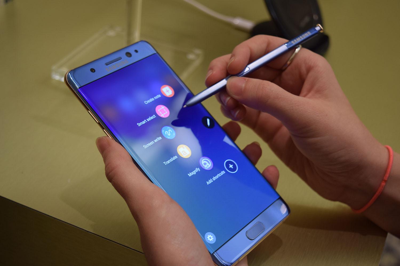 Samsung sắp công bố nguyên nhân cháy nổ pin Galaxy Note 7 1