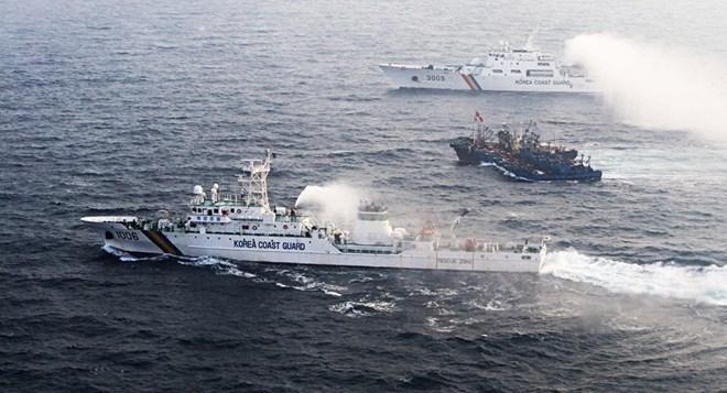 Hàn Quốc tiếp tục triệu đại sứ Trung Quốc về vụ đâm chìm tàu hải cảnh 1