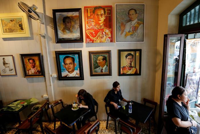 Thái Lan bất định, u buồn khi không còn quốc vương Bhumibol 5
