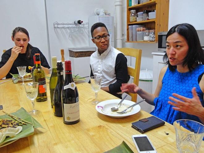 Ứng dụng mời người lạ tới nhà ăn cơm được khách du lịch đón nhận 3