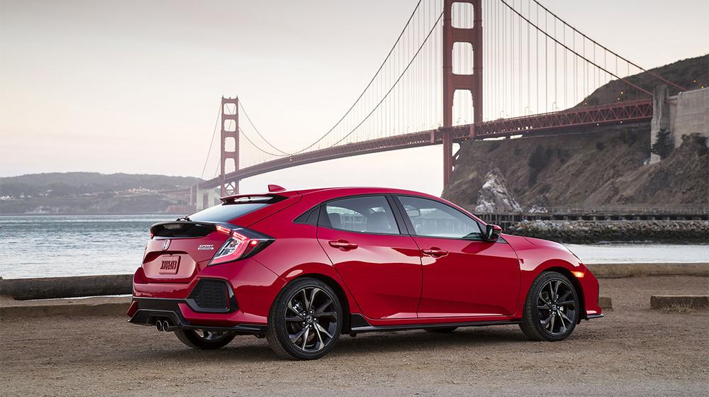 Hình ảnh Honda sắp trình làng phiên bản Civic Si mới số 3