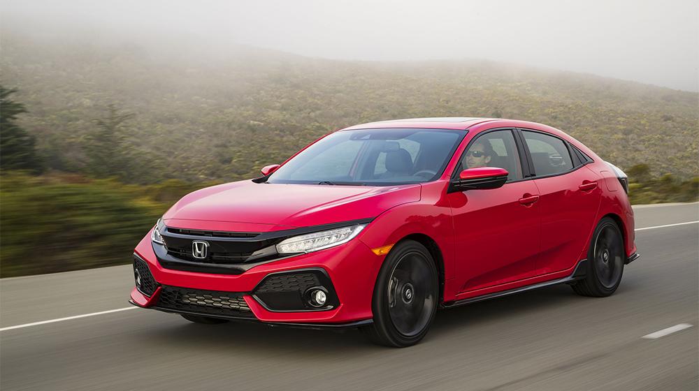 Hình ảnh Honda sắp trình làng phiên bản Civic Si mới số 1