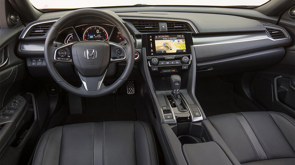 Hình ảnh Honda sắp trình làng phiên bản Civic Si mới số 2