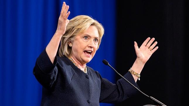 Lộ email Clinton tuyên bố 'Mỹ bao vây Trung Quốc bằng tên lửa' 1