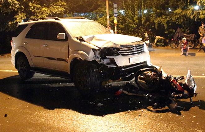 Người nước ngoài gây tai nạn chết người rồi rời khỏi hiện trường 1