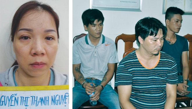 'Nữ quái' thuê giang hồ từ Sài Gòn ra Đà Nẵng bắt cóc con nợ 3