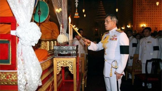 Thái tử Thái Lan muốn trì hoãn đăng quang 'ít nhất 1 năm' 1