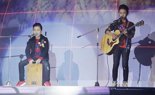 Giọng hát Việt nhí 2016: Top 3 tài năng của tranh ngôi Quán quân đã lộ diện! 5