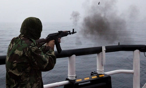 Biên phòng Nga nổ súng vào tàu cá Triều Tiên, 1 người thiệt mạng 1